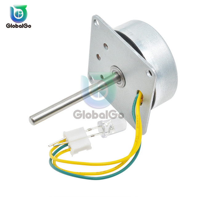 Micro Three Phase AC Wind Generator Turbines Brushless Motor Hand Cranked Generator 3-24V 0.1A-1A 0.5-12W RPM3000-6000 LED 4