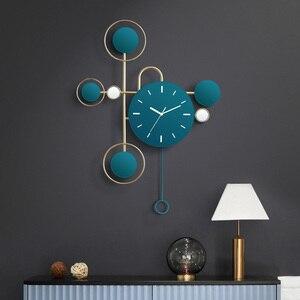 Large Wall Clock Modern Design