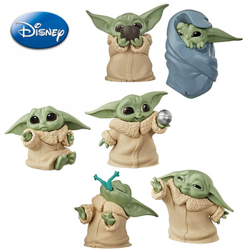 68pcs set mini animal world zoo simulated solid dinosaur model set toys boys action figures cartoon collection children toy gift 6Pcs/set Star Wars Mandalorian Baby Yoda Collection Action Figure Cute Model Toy Mini Doll New Year Kids Gift for Children Toys