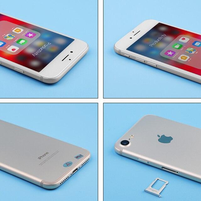 "Original Apple iPhone 7 Quad-Core IOS 4.7"" Smartphone 2GB RAM 32/128/256GB ROM 12.0MP Fingerprint Unlocked 4G LTE Mobile Phone 4"