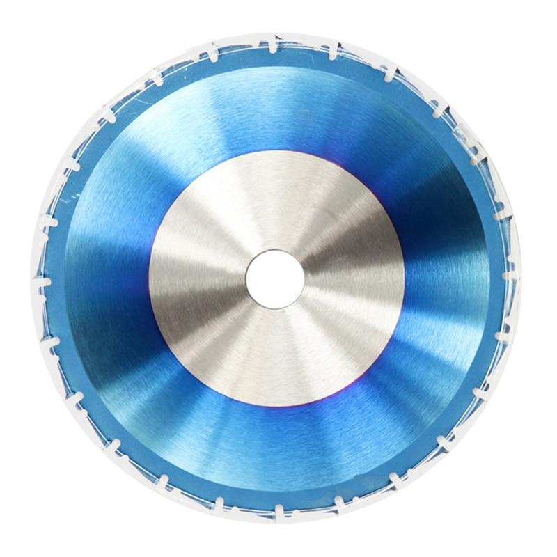 GTBL 1Pcs 210Mm Tct Saw Blade Nano Coating Woodworking Saw Blade Circular Cutting Discs Carbide Saw Blade