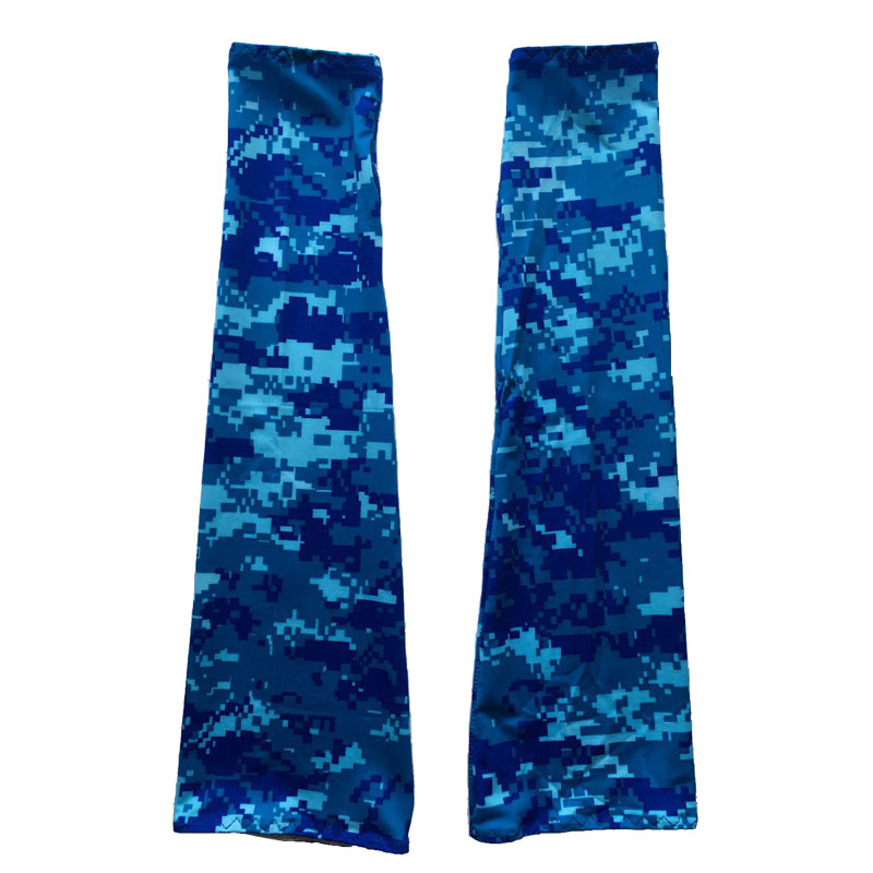 running - Ice Arm Sleeves Warmers Outdoor Sports Sun Shield UV Protection Hand Cover Cooling Running Fishing Cycling Ski Cycling Basic