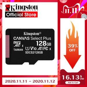 Kingston Micro SD Card Memory Card Class10 carte sd memoria 128GB 32GB 64GB 256GB 16G SD/TF Flash Card 8G 512G microSD for Phone