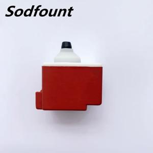 Image 3 - Winkel Grinder FA2 5/2W 250V 5A 125VAC/10A Momentary DPST KEIN Push Taste Schalter für Bosch GWS6/8 100 TWS6600 für INTERSKOL