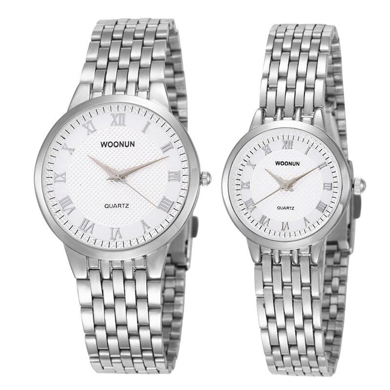 2020 Fashion Couple Watches Men Women Casual Watches Rmoa Dial Quartz Watch Lovers Watches Relogio Masculino Relogio Feminino