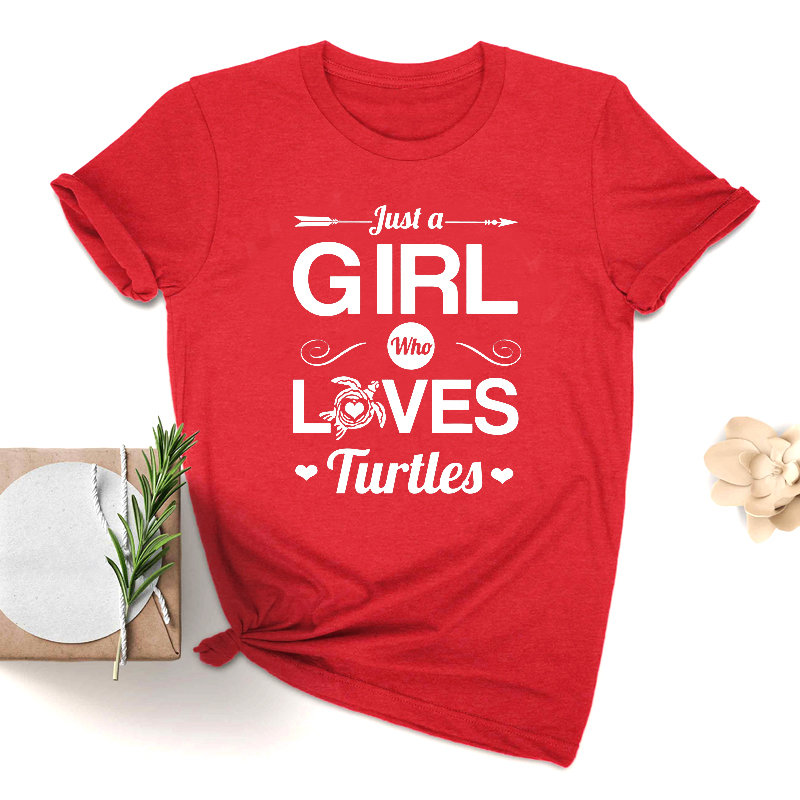 Just-A-Girl-Who-Loves-Turtles-Graphic-Tees-Women-Skip-A-Straw-Save-A-Turtle-Tshirt (4)