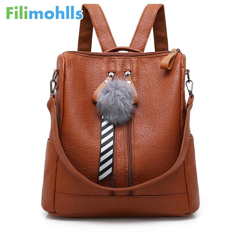Women's Fashion Backpack Popular Star Bag Celebrity Style New Backpack For Women Backpacks For Teenage Girls School Bag S1939