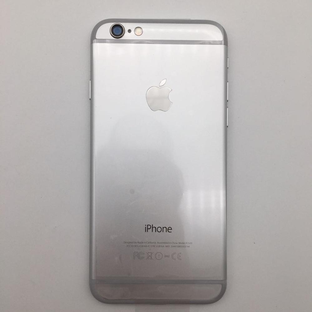 Original Unlocked Apple iPhone 6 Cell Phones 4.7'' inch IPS 1GB RAM 16/64/128GB ROM GSM WCDMA LTE iPhone6 Used Mobile Phone