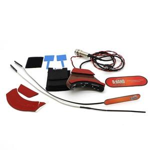 Image 1 - Original B CRESCENT II Acoustic Professional B CRESCENT Endpin Pickup & Boarding