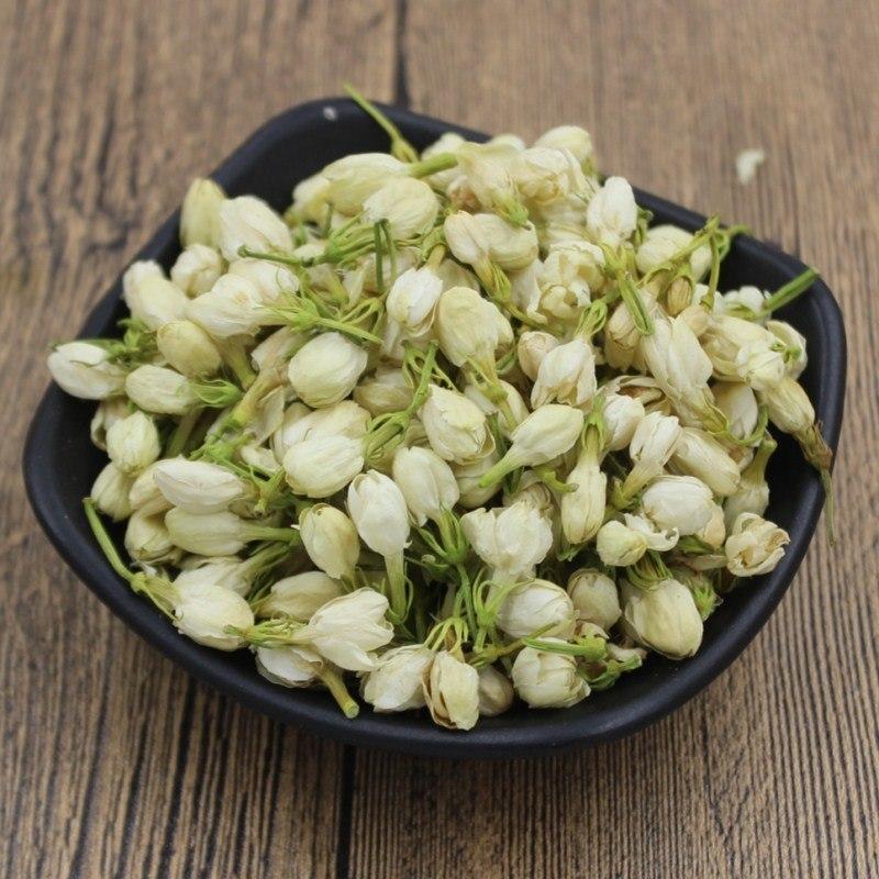 China 100% Natural Freshest Jasmine Tea Flower Tea Organic Food Green Tea Health Care Weight Loss Scented Flowers Tea