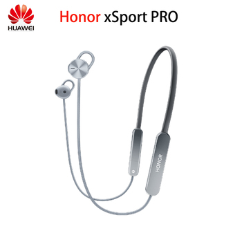 Original Huawei Honor xSport PRO Wireless Neckband Earphone Bluetooth 5.0 HiPair Fast Charge 18h Play Symmetry ENC IP55 Rated