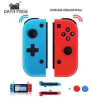 DATI RANA Senza Fili di Bluetooth Pro Joy-Con Gamepad Controller Per Nintend Switch di Console di Gioco Joystick Per Nintendo Interruttore Gioia con