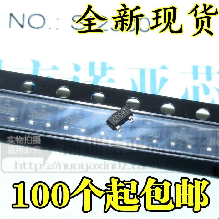 50pcs/lot New SI2300 AOSHB Or 2300 C009T Patch SOT23