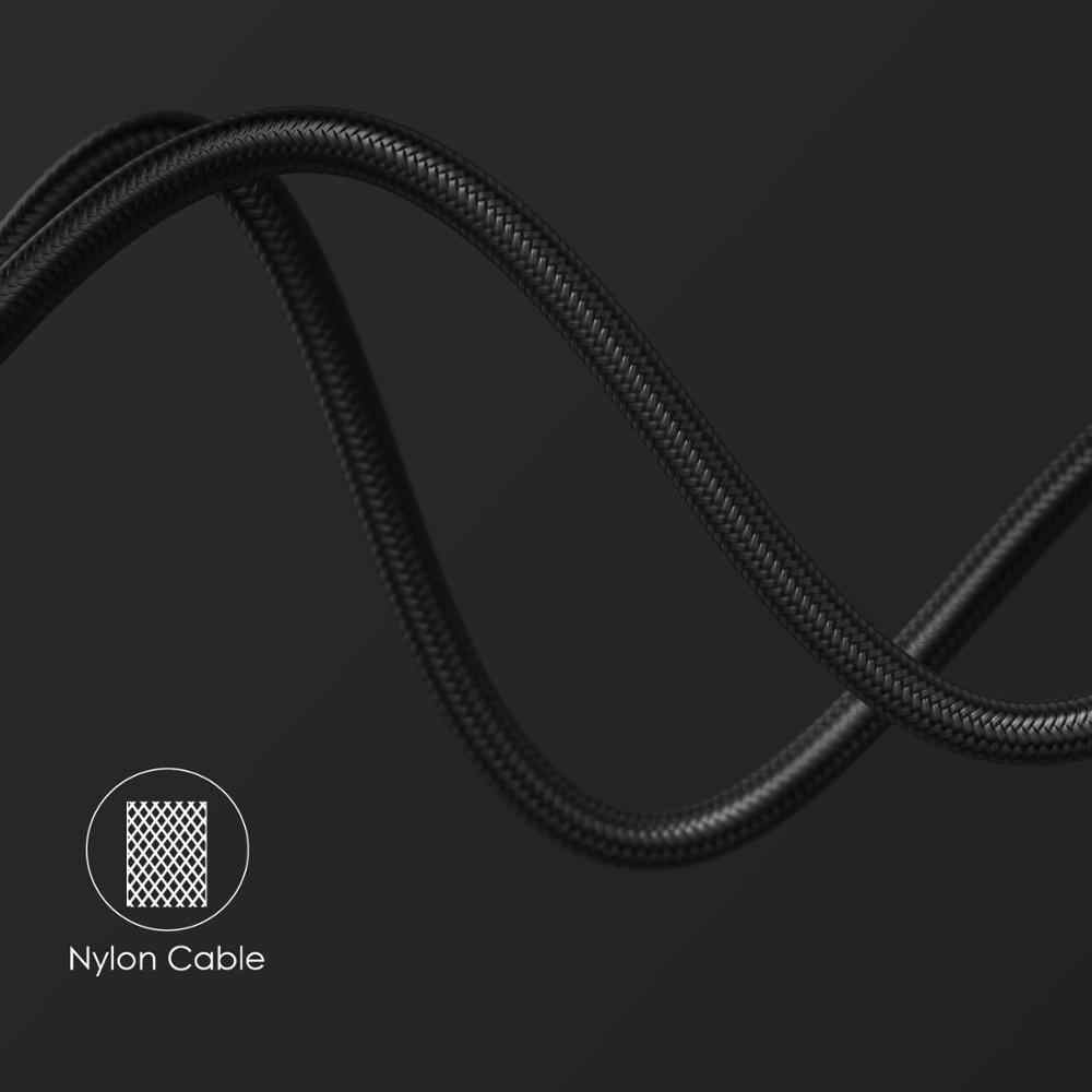 2M USB C to USB Type C Cable for Xiaomi Redmi Note 8 Pro Quick Charge 3.0 PD 100W Fast Charging for MacBook Pro 16 Charger Cable