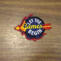 Custom your own  military patch  customize applique badge patches for clothing letter stickers jacket iron on 01