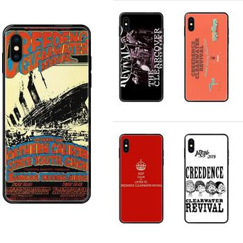 Creedence Clearwater Revival Diy Painted For Samsung Galaxy Note 4 8 9 10 20 Plus Pro Ultra J6 J7 J8 M30s M80s 2017 2018 image
