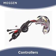 Bafang controlador do motor 48v 750w 24a velho/nova versão 8fun bbs02b bicicleta elétrica controlador de substituição