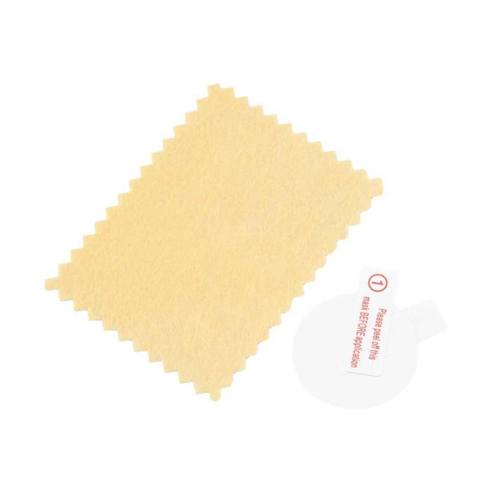 Y1 умный Браслет Защитная пленка для часов Защитная HD устойчивая к царапинам электростатическое прозрачное бесцветное стекло пленка