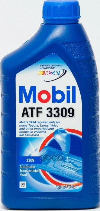 Масло Mobil ATF 3309 транс. син. MOBIL арт. 112610