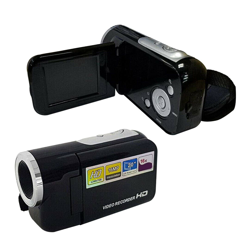 Kids Camera 2 Inch Screen Video Recorder 16 Megapixels Camcorder For Outdoor Home NSV775