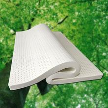 VESCOVO naturalny lateks Tatami colchon materac lateksowy topper dla królowej podwójne łóżko 1 5 1 8m tanie tanio Cztery pory roku latex mattress solid HANDMADE
