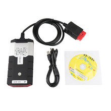 Herramienta de diagnóstico VD Delphis DS150e 2020 2021 2017 R3 V3 CDP NEC, nuevo VCI con KEYGEN Bluetooth Obd2, escáner Obd para coche y camión