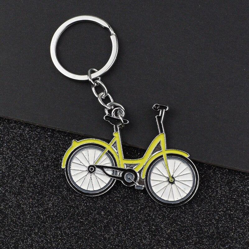Keychain Chain-We love cycling!