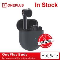 OnePlus-auriculares inalámbricos con cancelación de ruido ambiental, audífonos OnePlus Buds TWS de tienda oficial, 3Mic, OnePlus 8T Nord, novedad
