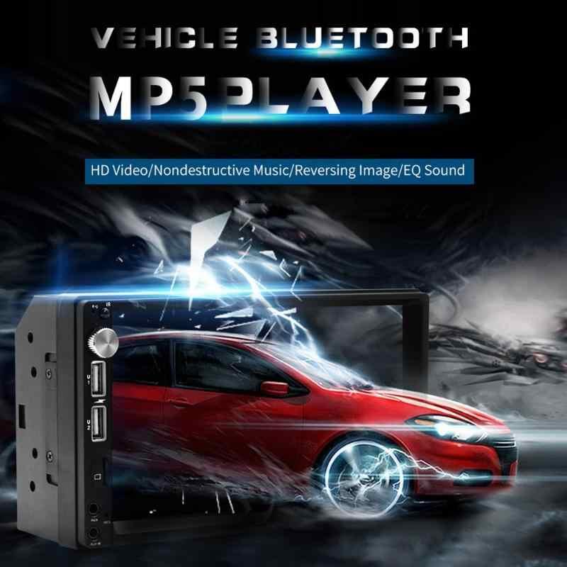 Podwójne 2 samochodowy odtwarzacz stereo din 7 cal Bluetooth AUX RCA odbiornik radiowy fm jednostka główna dla SWM X5 wsparcie dla iOS/Android w wielu językach