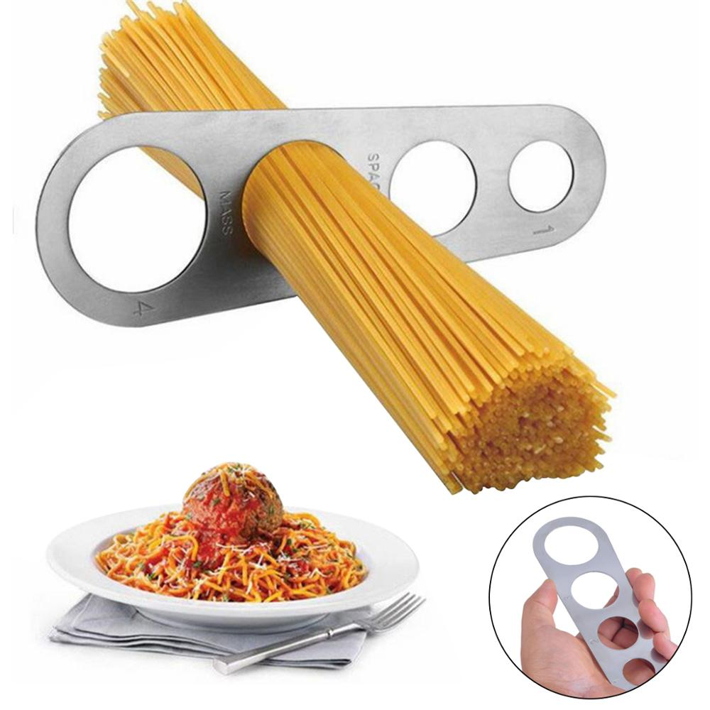 Pasta Spaghetti Measurer Tool Stainless Steel Kitchen Gadget High Quality Durable