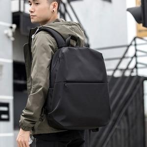 Image 3 - MOYYI mochila de estilo Simple para hombre, morral de gran capacidad, bolso de hombro masculino para montañismo, bolsas versátiles funcionales para ordenador