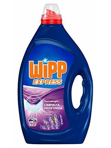Wipp Express Liquid Detergent Lavender 40 Washes