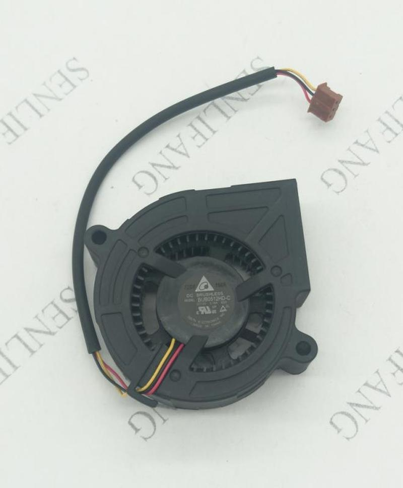 Free Shipping New And Original BUB0512HD-C 5cm 5020 DC 12V 0.18A EP6127A Projector Turbofan