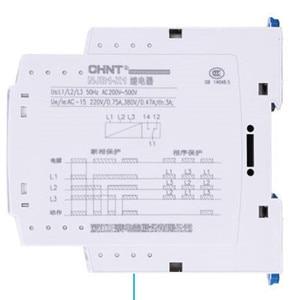 Image 3 - Chint NJB1 X 三相交流電圧監視リレー位相シーケンス、欠相アンバランス保護素子 NJB1 X1
