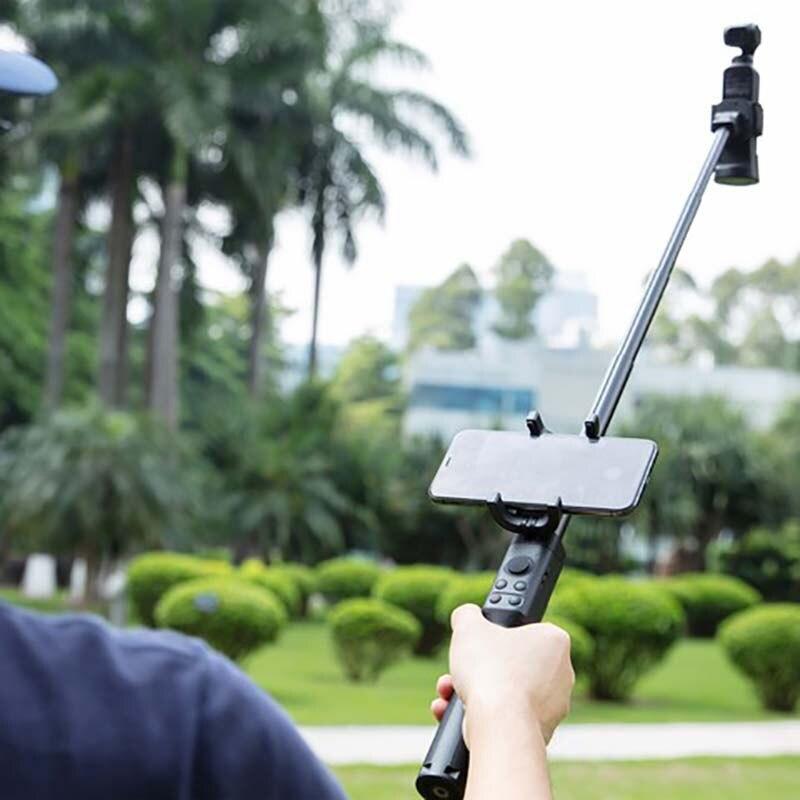 Conception de haute qualité pour DJI Osmo poche Original longue tige téléphone Mobile support fixe support portable accessoires