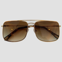 Polarized Square Sunglasses Women Fashion Iron Man Sun Glasses Men Driving Shades