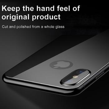 Baseus 0,3mm защитная плёнка для iPhone XS Max XR X  2