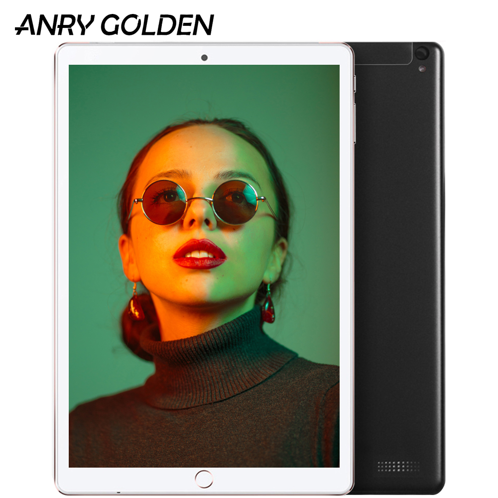 ANRY A1008 10.1 Inch Tablet Android 8.1 Tablet PC MTK6737 1280 X 800 IPS Quad Core 4G Phone Call Tablets 2GB RAM 32GB ROM