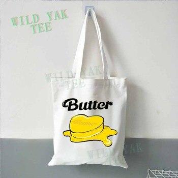 Bangtan Boys BTS Butter New Ablum Canvas Bag