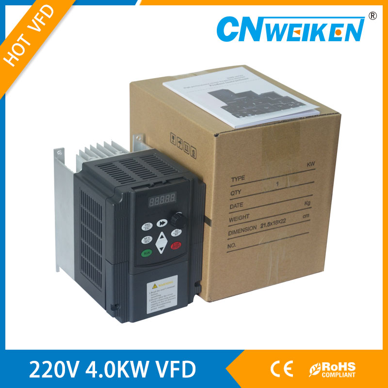 frequency <font><b>inverter</b></font> of <font><b>220</b></font> 3 phase Mini VFD Variable Frequency Drive Converter for Motor Speed Control Frequency <font><b>Inverter</b></font> image