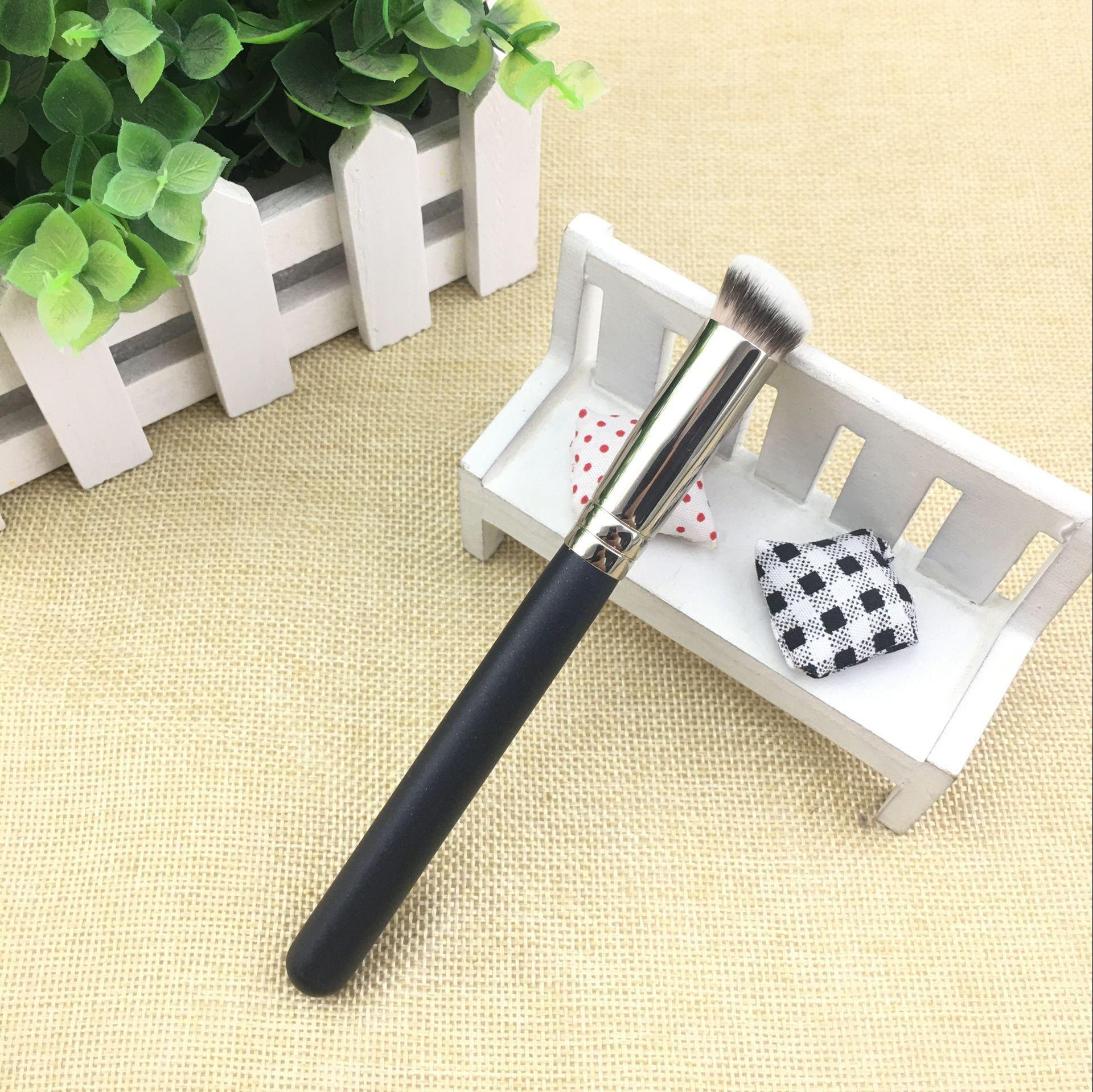 1 шт. угловой консилер кисти для макияжа M270s маленький частичный Жидкий тональный крем макияж кисти Косметические Инструменты Косметика