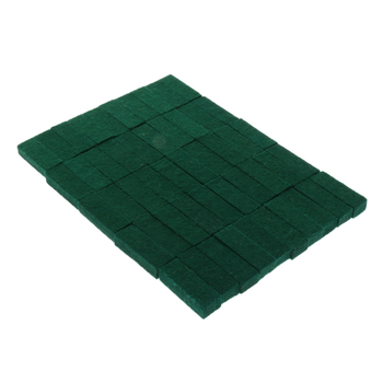 50 Pieces Upright Piano Damper Felt Set Keyboard Instrument Parts For Piano