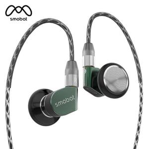 Image 5 - Smabat ST 10sหูฟังFlagshipหูฟังHIFIหูฟังโลหะ15.4มม.ที่ถอดออกได้MMCXสายST10 ST10s M2Pro Turandot