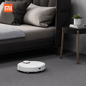 Image 5 - NEW Xiaomi Robot Vacuum Cleaner STYJ02YM Sweeping Mopping 2100Pa Suction Dust Collector Mi Home Planning route wireless cleaner