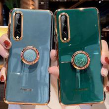 SoCouple pour Samsung A7 A8 A70 50 51 71 31 41 S21 20 30 Plus Note 20 ultra S20 FE m11 m51 20s Anneau de Support de Téléphone Poignée Cas