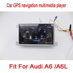 Image 4 - Voor Audi A6 A6L 2005 ~ 2011 Auto Android Media Player Systeem Autoradio Radio Stereo Gps Navigatie Multimedia Audio Video