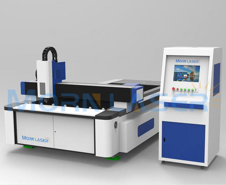 1000 W Raycus Fiber Laser Metal Cutting Machine Cnc 1mm 2mm 3mm Stainless Steel The Metal Processing