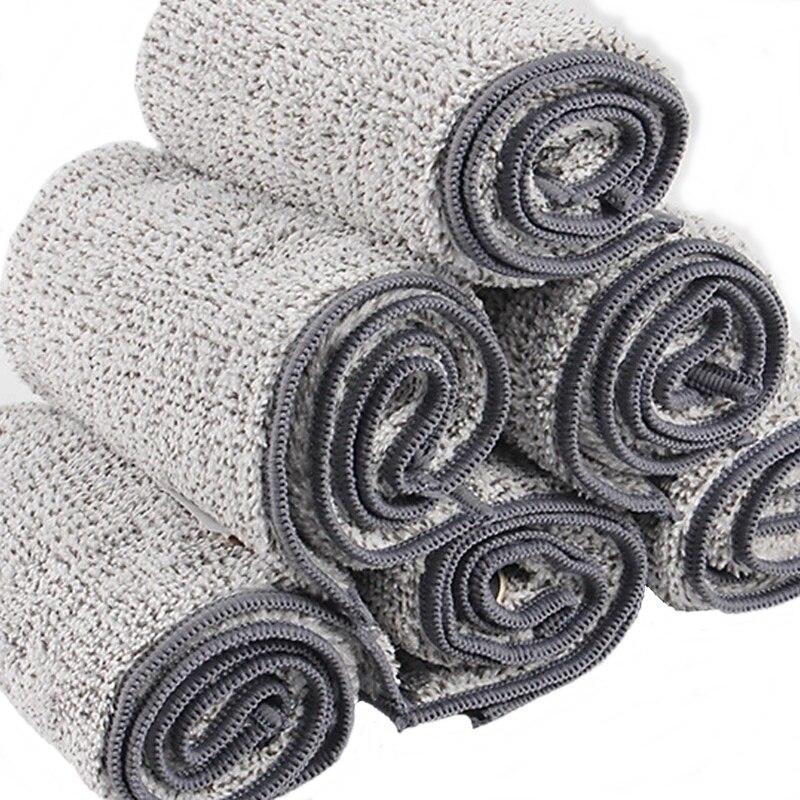 Тряпки с защитой от жира, супер впитывающая тряпка для уборки кухни из сверхтонкого бамбукового волокна, серые полотенца для уборки дома, по...