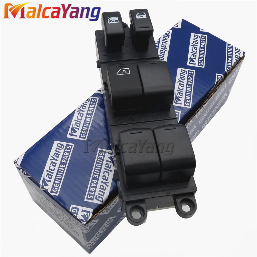 Car Replacement parts Power Window Switch 25401-1JY0A 254011JY0A for Nissan TIIDA C11 SC11 C11Z