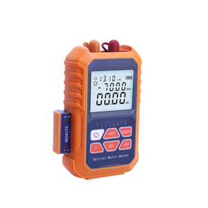 Image 5 - Ftth 3 in 1 handheld Fiber mini Optical Power Meter  70+3 dBm Laser source Visual Fau 5MW 5KM  Network Cable Test